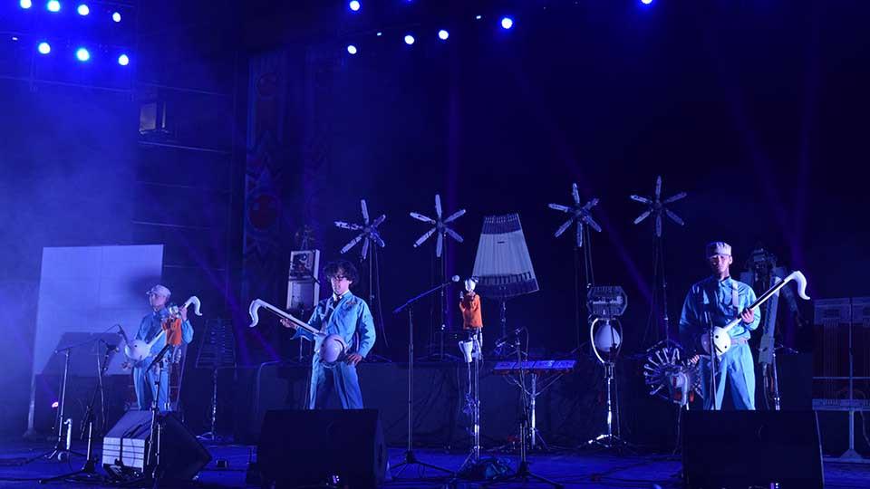 Maywa Denki (Al Hosn Festival),Cultural Foundation,Music Events