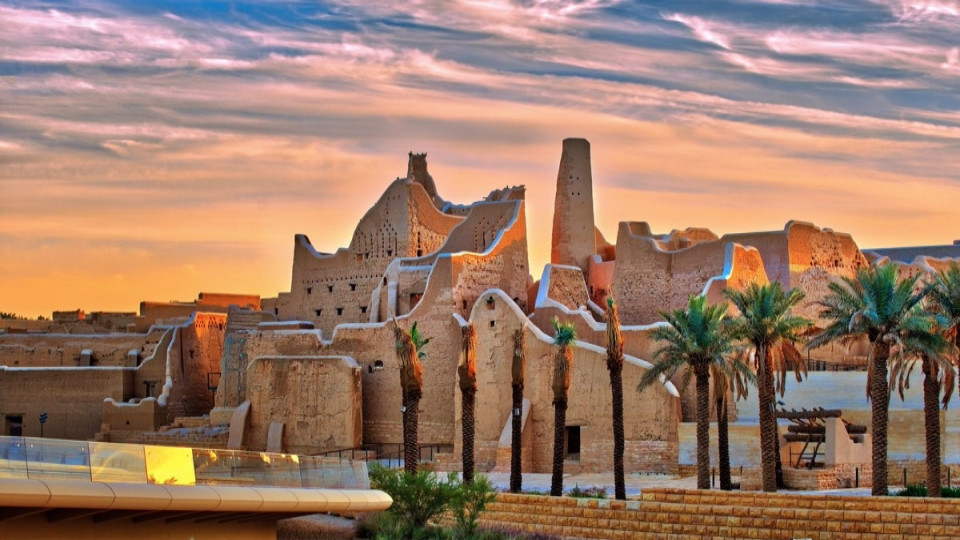 At-Turaif district, al turaif district, Attractions