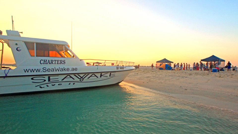 Boat Cruises and Fishing at JBR Dubai,Seawake Yacht Rental - JBR Public beach,Yacht Cruises