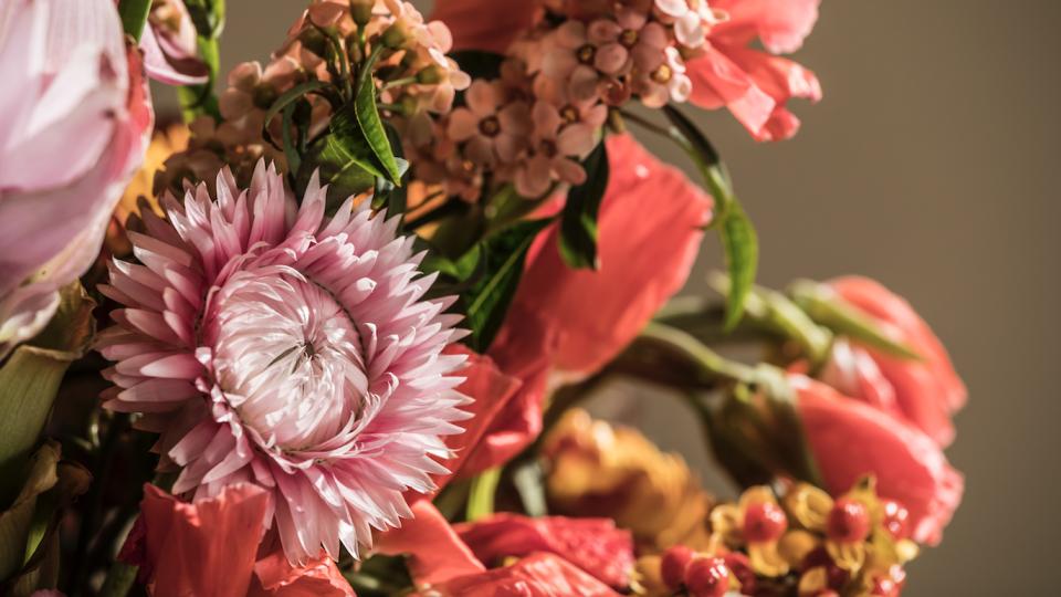 Bouquet Making Workshop, Dubai, ورش العمل