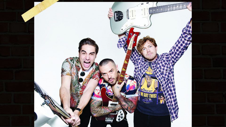 Busted Live In Dubai,دبي