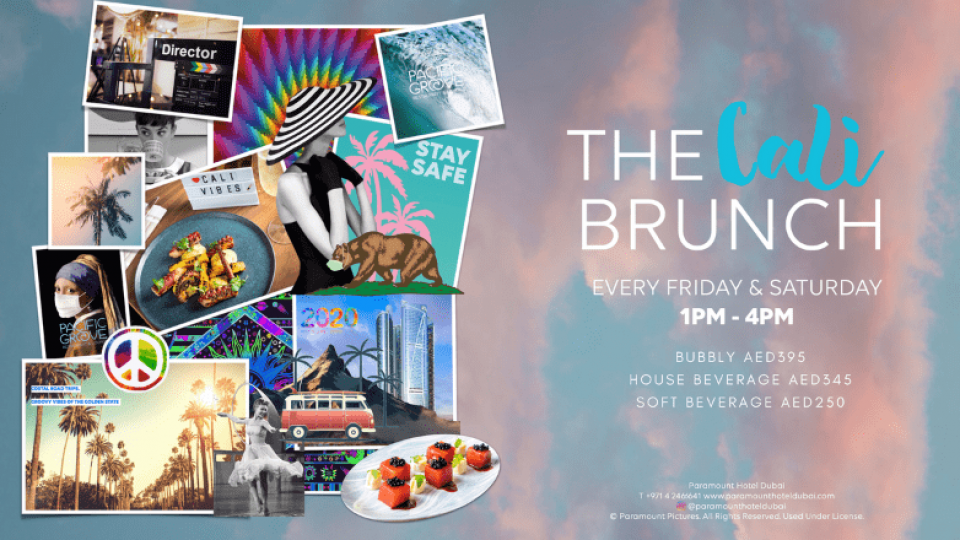 Cali Brunch at Pacific Groove, Paramount Hotel, Brunches