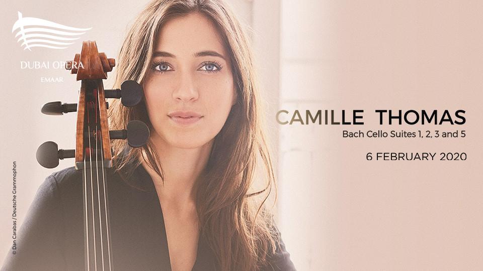 Camille Thomas Live At Dubai Opera,Dubai Opera,Concerts, NHẠC CỔ ĐIỂN