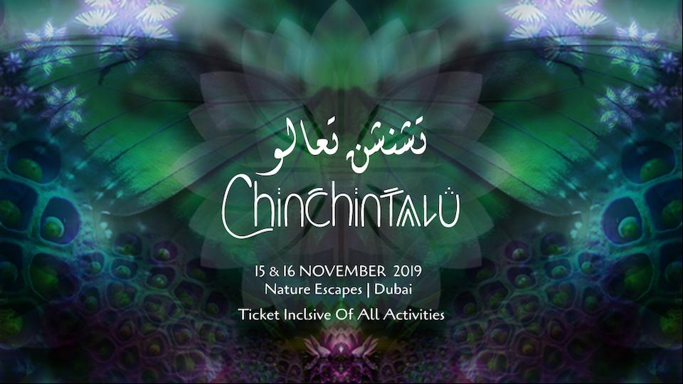 ChinChinTalu,Al Barari Nature Escapes,Workshop Festivals