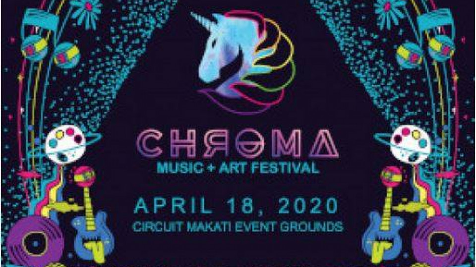 Chroma Music Festival - 5th Anniversary,Metro Manila