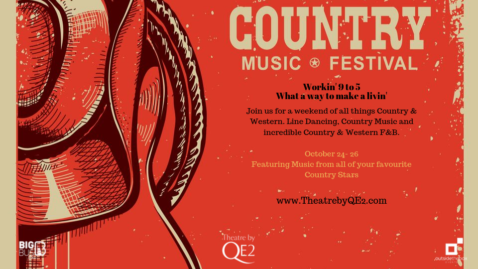 Country Music Festival,Theatre by QE2,عروض