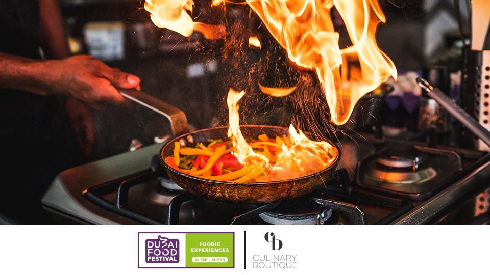Culinary Boutique's chef series,Culinary Boutique Café,Master Classes