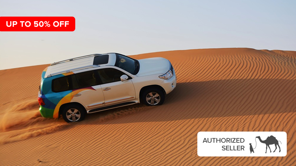Deluxe Desert Safari with BBQ and Transfer,Dubai,Desert safaris, Special Offers, Exclusive Offers for Groups