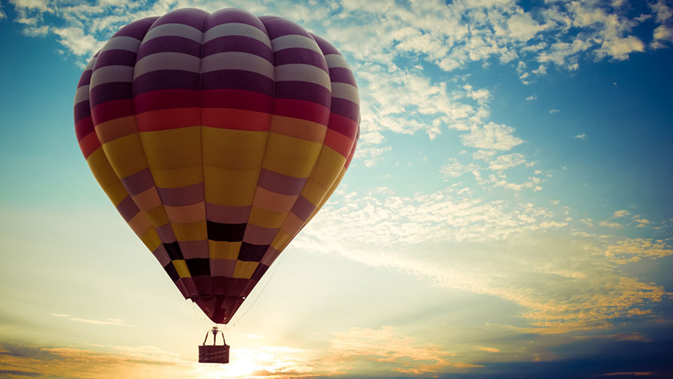 Deluxe Sunrise Hot Air Balloon with Breakfast,Dubai Outlet Mall,Aerial Adventures