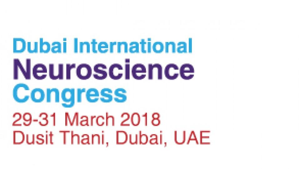 Dubai International Neuroscience Congress, Dubai, المؤتمرات