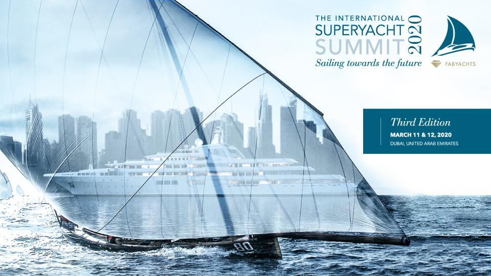 The International Superyacht Summit,Bvlgari Yacht Club-Bvlgari Resort Dubai,Conferences