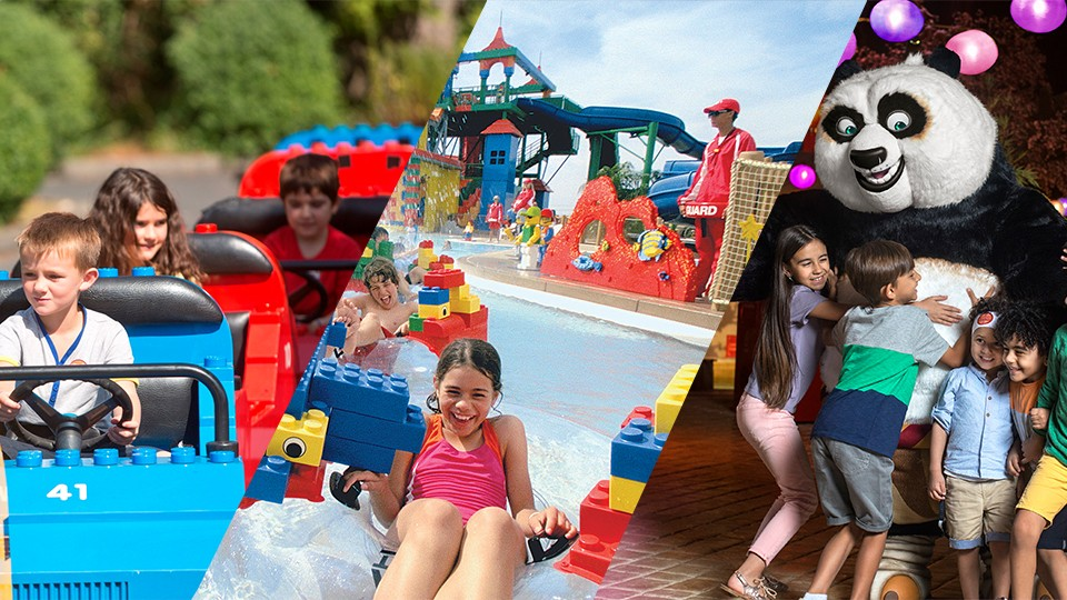 Dubai Parks and Resorts - LEGOLAND® Dubai, MOTIONGATE™ Dubai, BOLLYWOOD PARKS™ Dubai,Dubai Parks and Resort,منتزه, Exclusive Offers for Groups