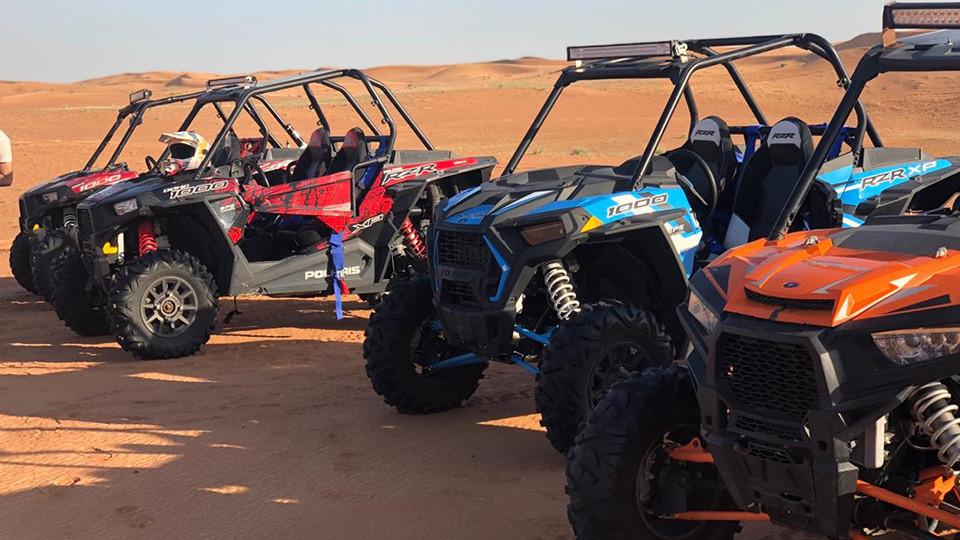 Dune Buggy Polaris RZR 1000,Dubai,Desert safaris