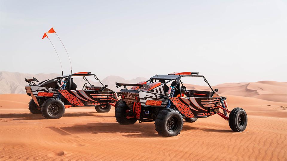 Dune Buggy Safari with Private Dinner,Fossil Rock,Desert Dune Buggy Safaris