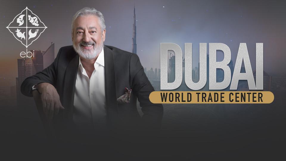 Ebi Live in Dubai,SHEIKH SAEED HALL NO 1, DUBAI WORLD TRADE CENTRE,Concerts, Persian Events