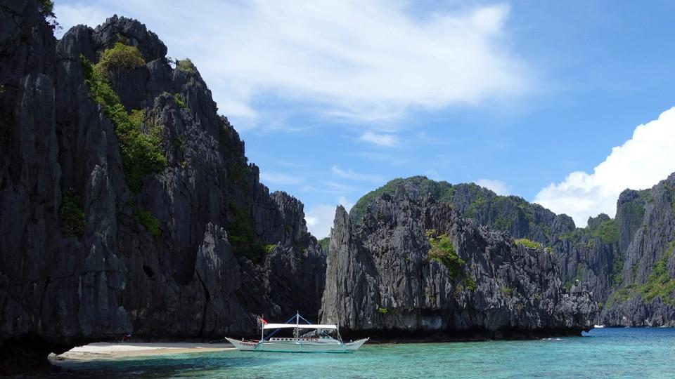 El Nido Island Hopping Tour,El Nido, Palawan,Tours