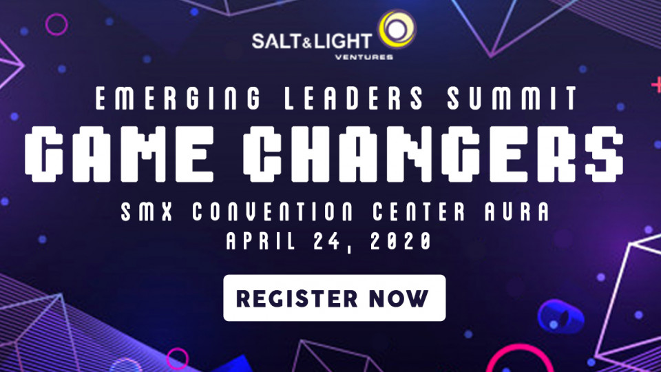 Emerging Leaders Summit 2020: Game Changers,SM Aura Premier,Conferences