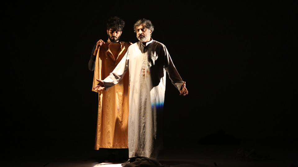 Emirati Play: Talaya Al-Layl,Abu Dhabi