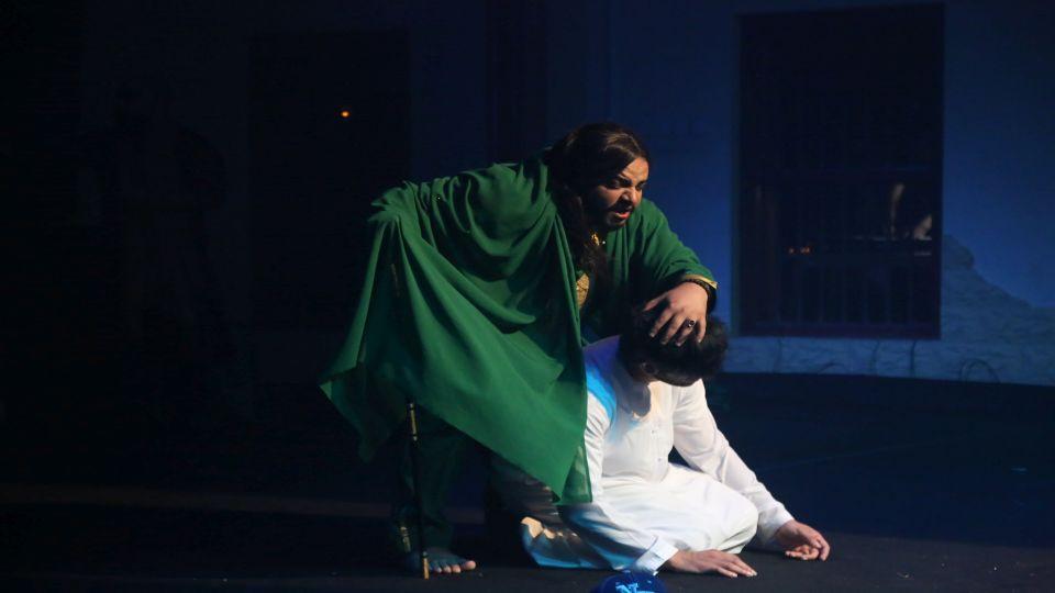 Emirati Theatre: The Incense Tray (Sayniyat Al Shuqoor), Cultural Foundation, Shows