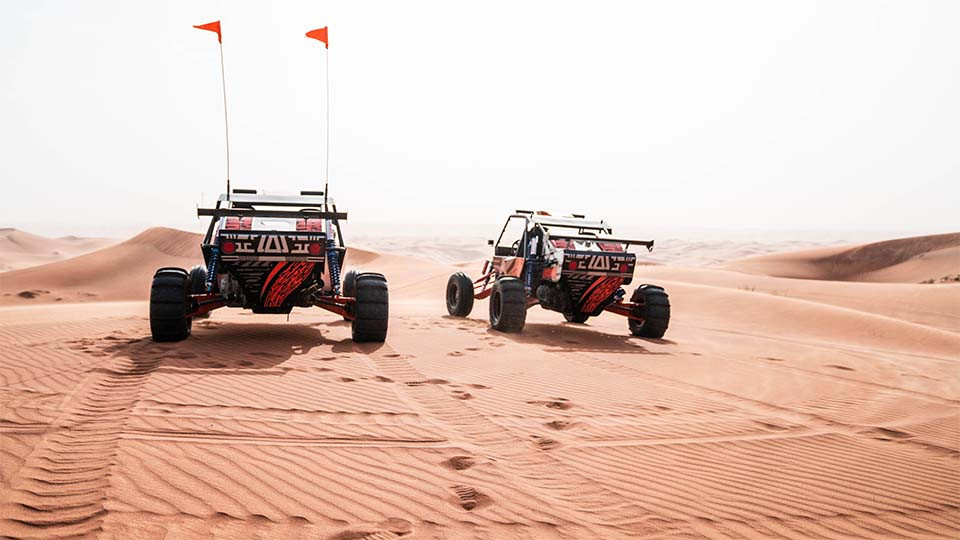 Dune Buggy Ride with Full-Experience Desert Adventure,Fossil Rock,Desert Dune Buggy Safaris