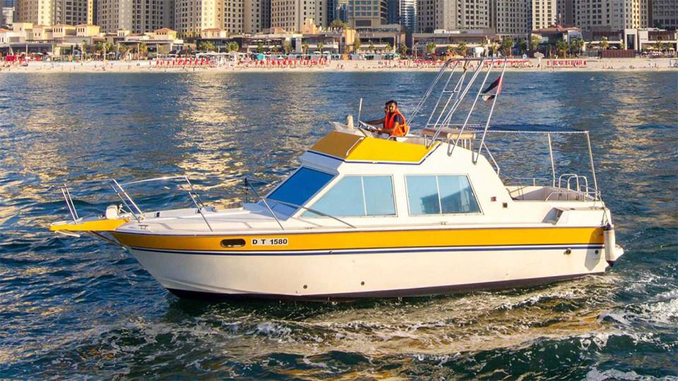 Fishing Yacht Rental up to 7 pax,Yachts,Yacht Cruises