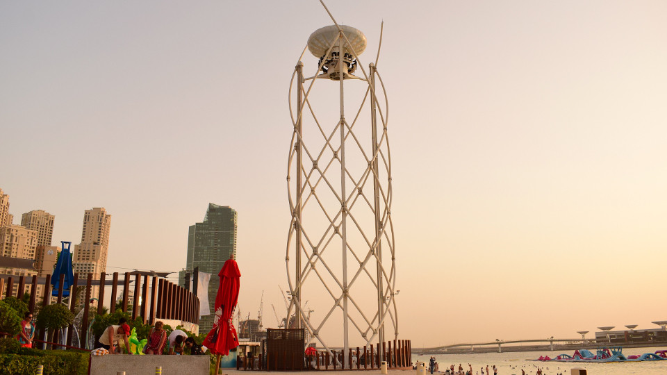 Flying Cup - JBR,Flying Cup JBR,Experiences