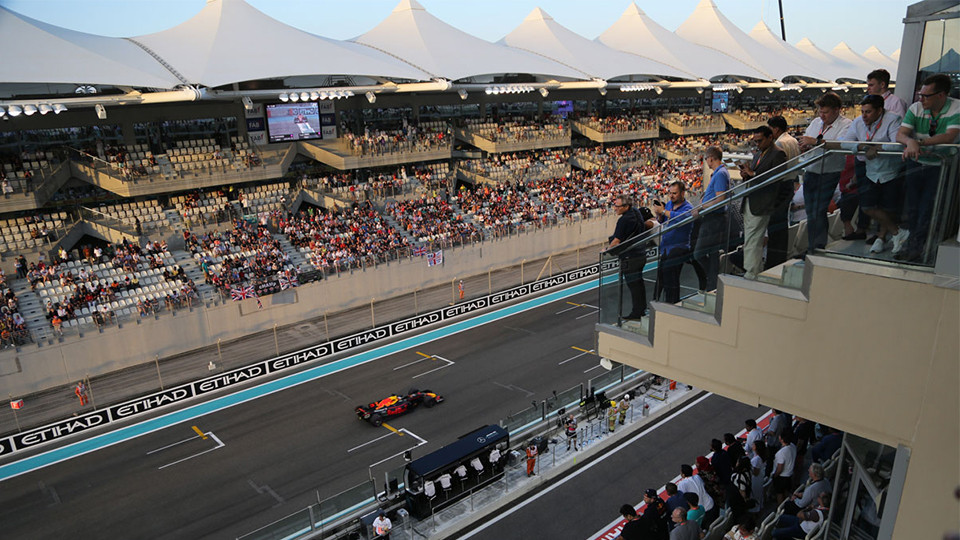 Legend - FORMULA 1 ETIHAD AIRWAYS ABU DHABI GRAND PRIX 2019,Yas Marina Circuit,Sports Events