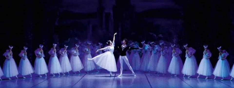Giselle, Dubai Opera, العروض المسرحية