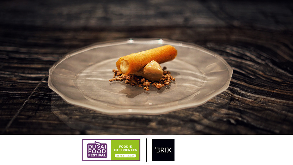 Give into dessert cravings at Brix,Brix (3fils) - Jumeirah,Chefs Table