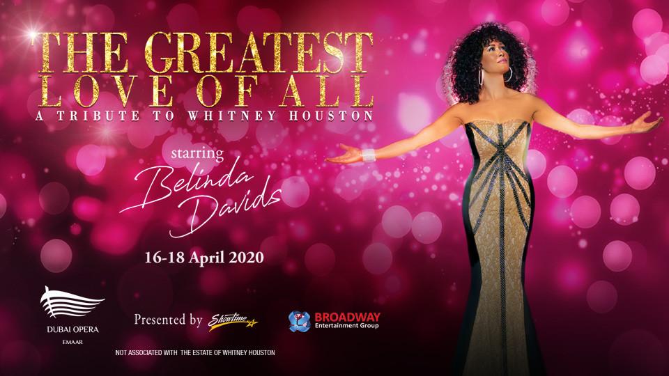 Greatest Love of All At Dubai Opera,Dubai Opera,Shows, Retro