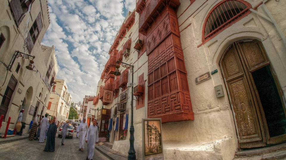 Historic Jeddah, Al Balad Jeddah, Attractions