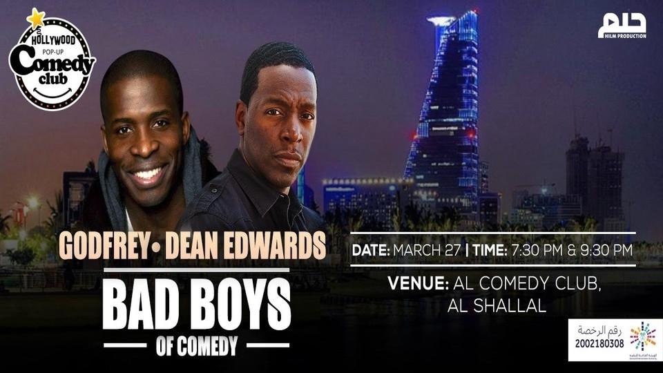 Hollywood Pop up Comedy Club,Jeddah
