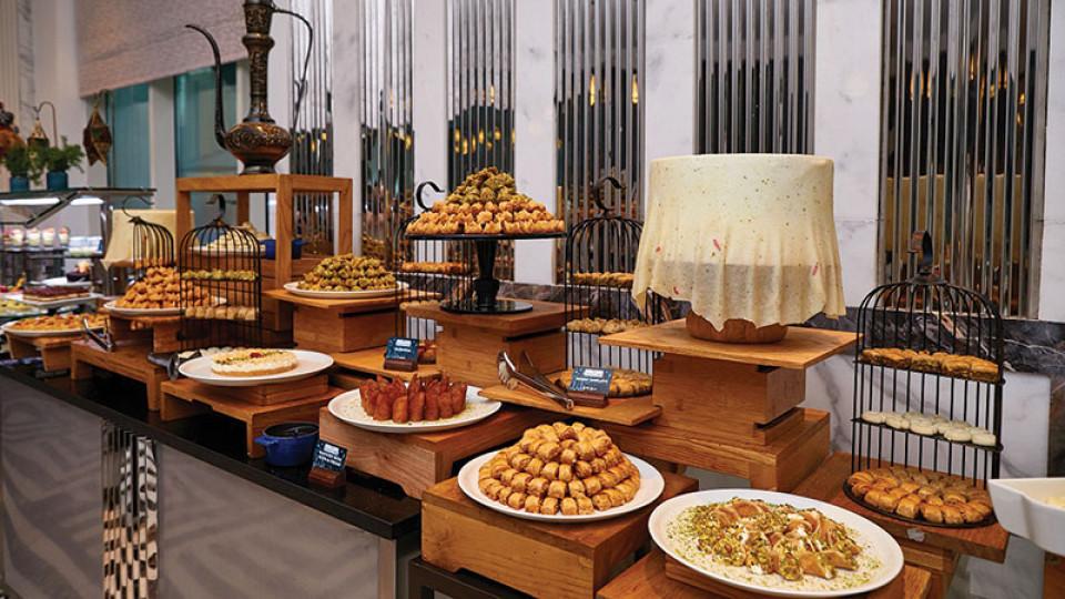 Iftar at Stella Di Mare Marina Hotel, Stella Di Mare Hotel,Skyland Dubai,Marina, Ramadan