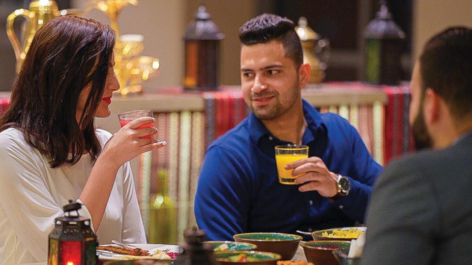 Iftar at Sufra, Hyatt Regency Dubai Creek Heights, Hyatt Regency Dubai Creek Heights, Ramadan