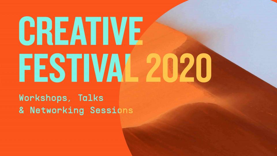 -ing Creative Festival 2020,Dubai design district d3,Workshops