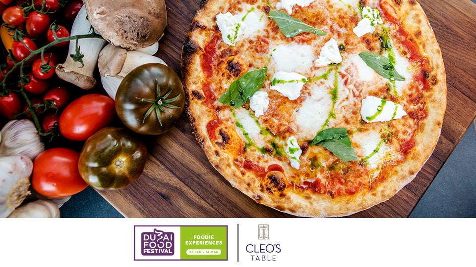 Mediterranean classics at Cleo's Table,Caesars Palace Bluewaters Dubai,Master Classes