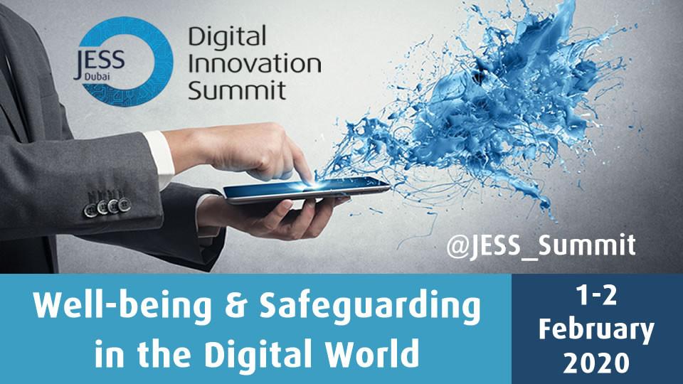 JESS Digital  Summit,JESS School Arabian Ranches,Business Events