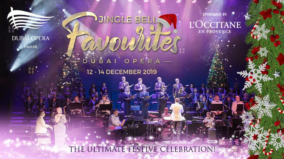 Jingle Bell Favourites At Dubai Opera,Dubai Opera,Shows