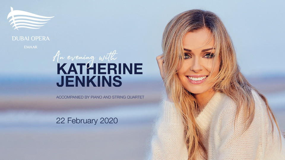 Katherine Jenkins Live at Dubai Opera,Dubai Opera,Classical Events, Classical