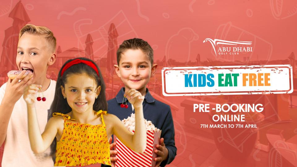 Kids Eat Free | Abu Dhabi Golf Club, Abu Dhabi Golf Club - AD, Specials of the Week