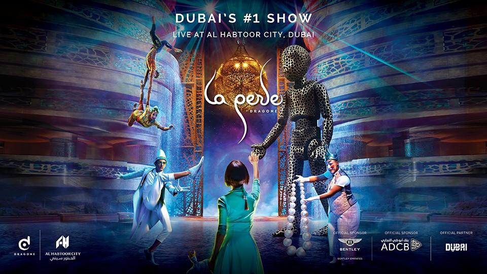 La Perle by Dragone at Al Habtoor City,Al Habtoor City, Dubai,عروض, عروض
