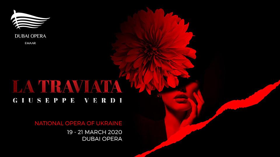 La Traviata At Dubai Opera,Dubai Opera,Shows