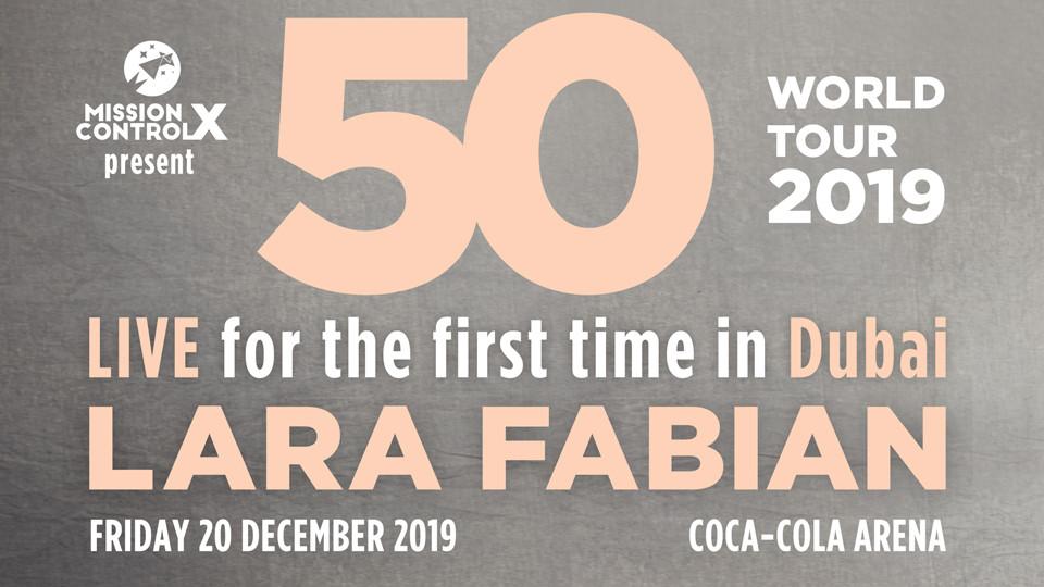 LARA FABIAN LIVE IN DUBAI,Coca-Cola Arena,Popular, Arabic