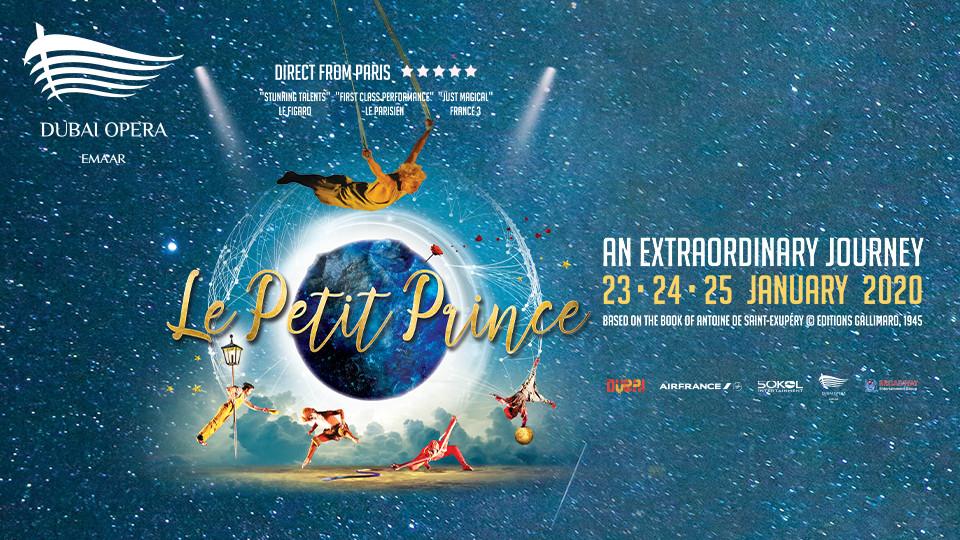 Le Petit Prince At Dubai Opera,Dubai Opera,Shows