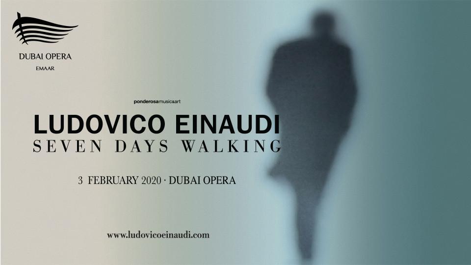 Ludovico Einaudi At Dubai Opera,Dubai Opera,Concerts, NHẠC CỔ ĐIỂN