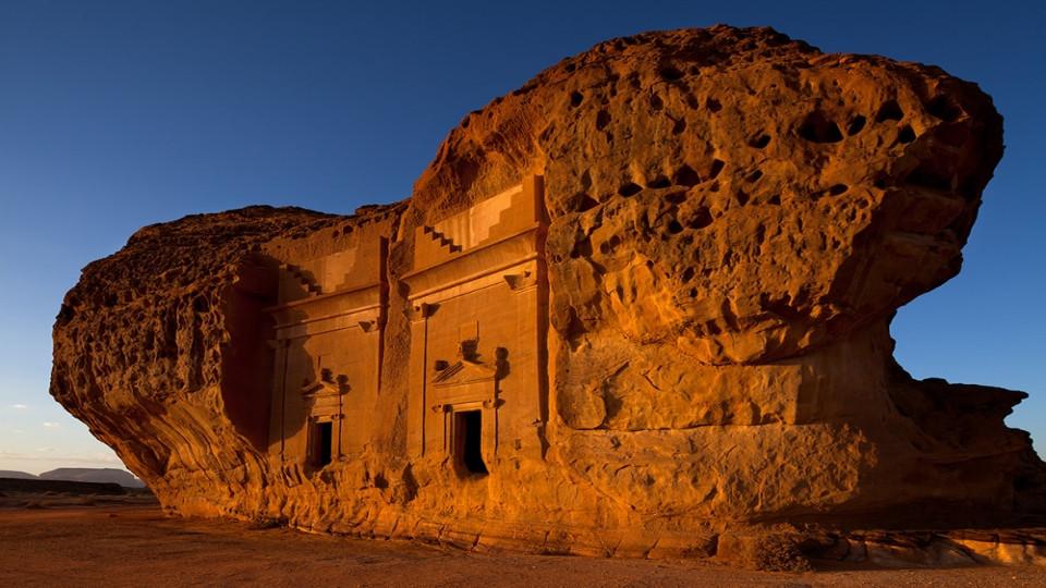 Madain Saleh, Madain Saleh, Attractions