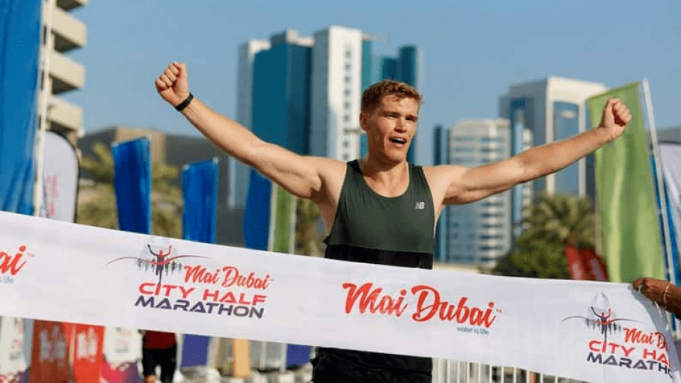 Mai Dubai City Half Marathon, DIFC Gate Village, Fun Runs