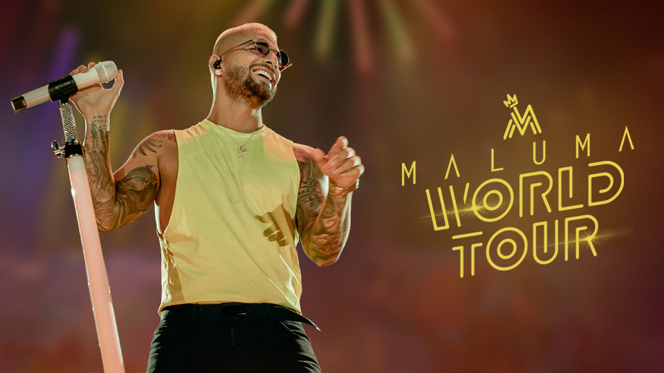 Maluma: 11:11 World Tour,Coca-Cola Arena,Popular