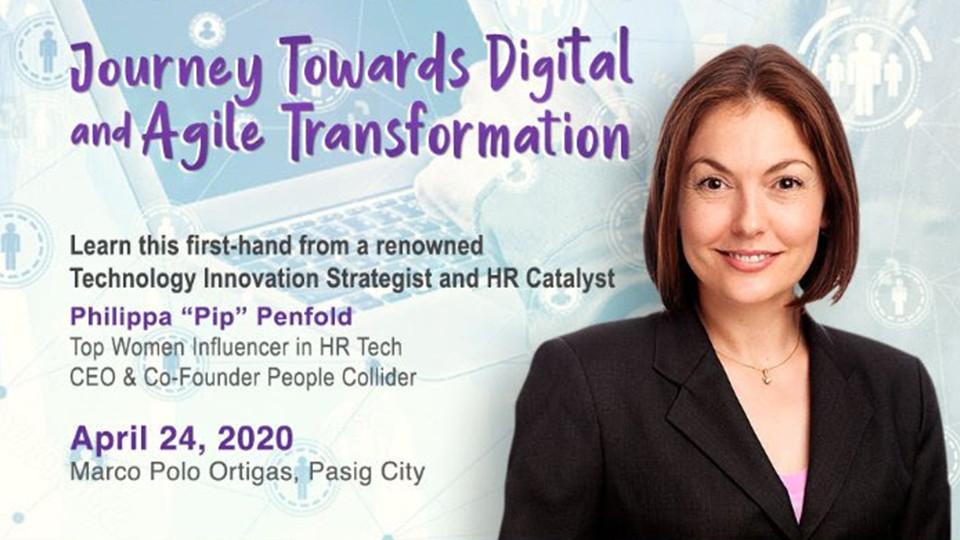 MASTERCLASS:Designing and Leading Digital HR Innovation,Metro Manila