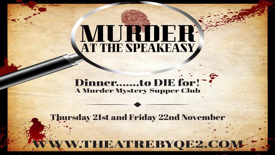 Murder at the Speakeasy,Queen Elizabeth 2,عروض